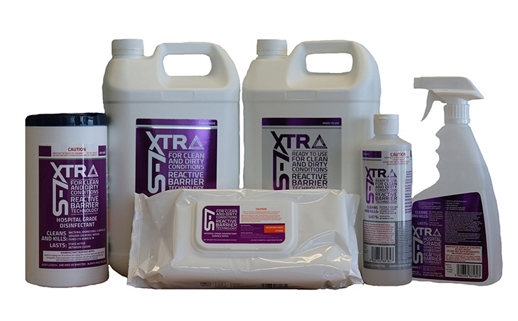 Getting to know your disinfectants